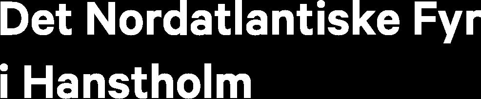 Det Nordatlantiske Fyr i Hanstholm